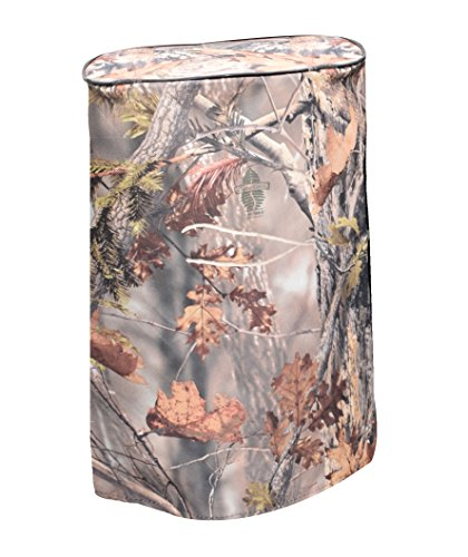 Chrome Propane Cover (ADCO 2611 Camouflage Single 20 Game Creek Oaks Propane Tank Cover)