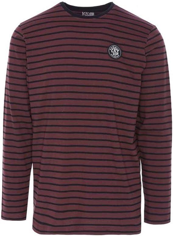 Ternua ® Crensit Camiseta, Hombre, Rayas Rojas, 2XL: Amazon.es: Deportes y aire libre