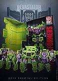 SDCC 2015 Hasbro Exclusive Transformers Combiner Wars Devastator
