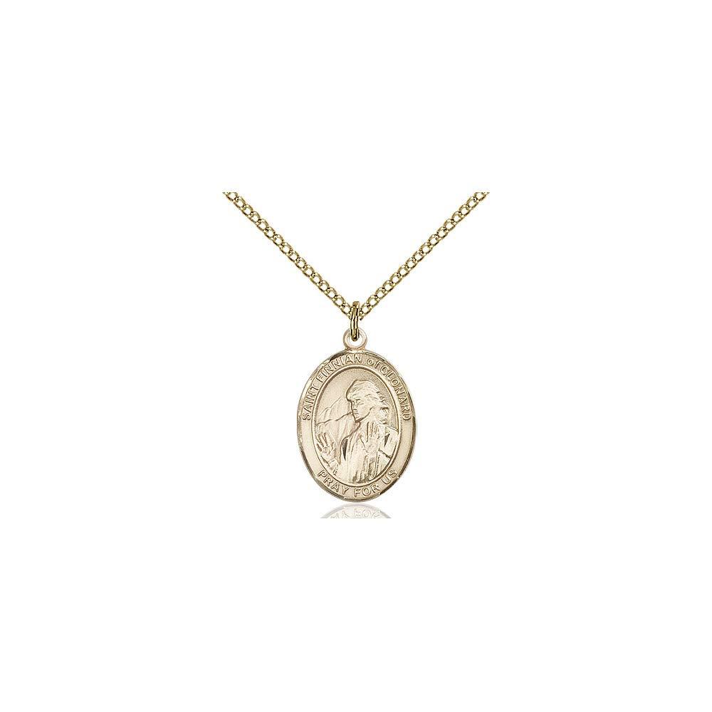 Finnian of Clonard Pendant DiamondJewelryNY 14kt Gold Filled St