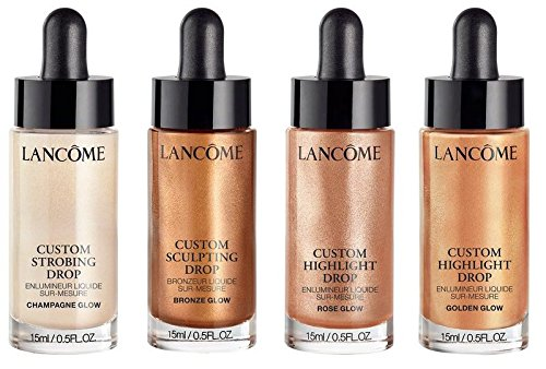 Lancôme Custom Sculpting Drops - Champagne Glow 0.5oz