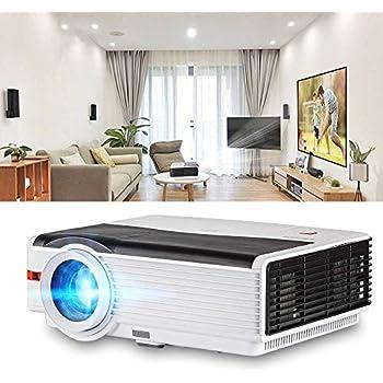Amazon.com: Video Projector 1080p 3900 Lumen, Wireless ...