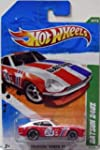 TREASURE HUNT!! Hot Wheels 2011 DATSUN 240Z TREASURE HUNT 11 12 of 15 62 244 Red & White with #24 Racecar Decal on Door & DATSUN in bold black letters across hood