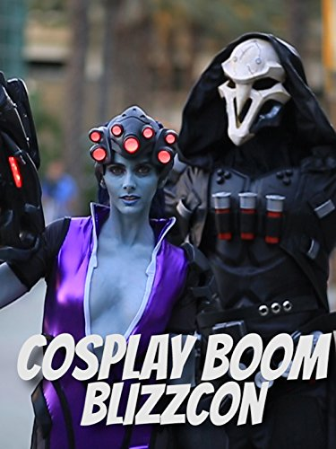 Cosplay Boom: Blizzcon -