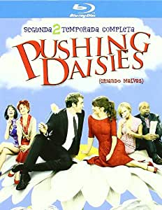 Pushing Daisies (2ª Temporada Completa) [Blu-ray]