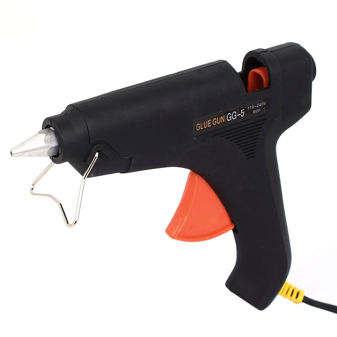 Uxcell a15121900ux1891 GG-5 Electric Heating Hot Melt Sticks Trigger Glue Gun