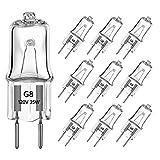 G8 Light Bulbs 35Watt 120Volt Halogen Light Bulb G8