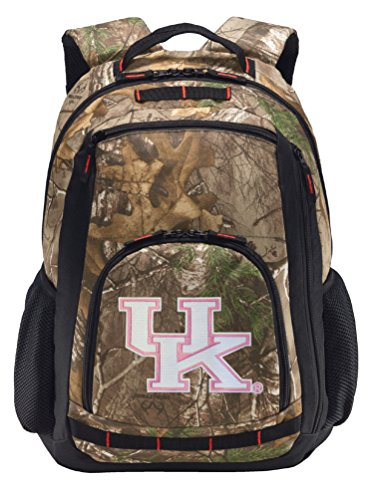 Broad Bay Cotton Womens University of Kentucky Camo Backp...