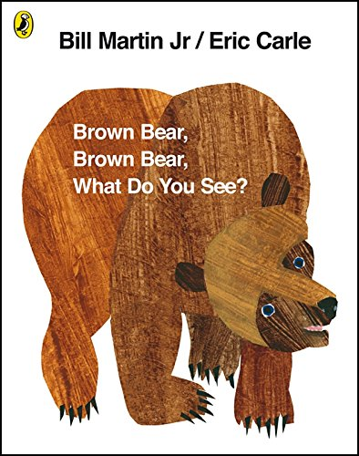 Brown Bear, Brown Bear, What Do You See?. by Bill Martin, JR. -