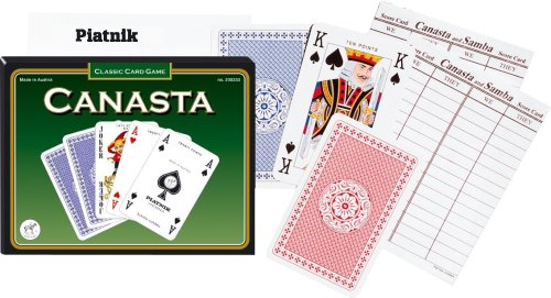 Canasta Card Game by Piatnik