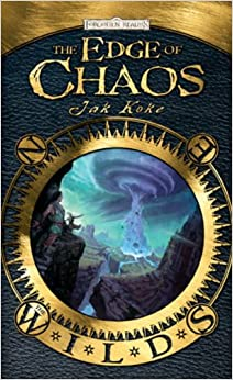 Book The Edge of Chaos (Forgotten Realms: The Wilds)
