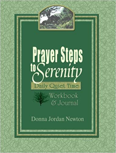 Online-Notenbuch kostenloser Download Prayer Steps to Serenity Daily