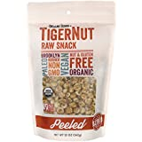 Organic Gemini Tigernut Raw Snack - Peeled 12 oz (340 grams) Pkg