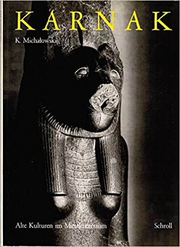 Karnak: Amazon co uk: Michalowski K : Books