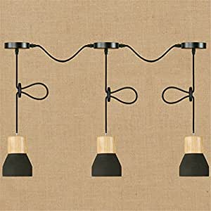E27 Modern Pendant Lights Creative Colored Cement Ceiling Lights Industrial Retro Chandelier Bedroom Living Room Hotel Mall Cafe Bar Loft Bathroom Home Decor Hanging Lights Indoor Lighting Lamp,B