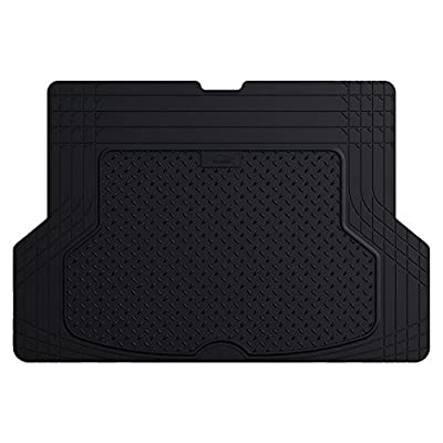 FH GROUP F16406 Premium Trimmable Rubber Cargo Mat w. FH3011 Silicone Anti-slip Dash Mat