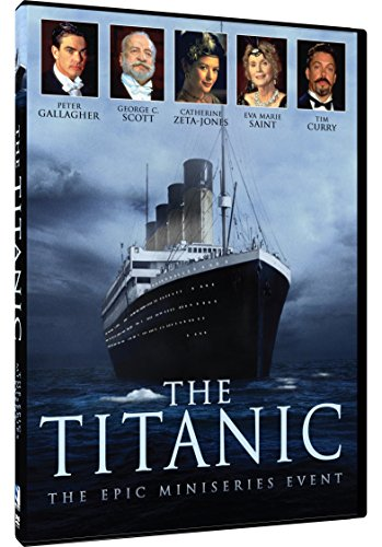 DVD : The Titanic: The Epic Miniseries Event (DVD)