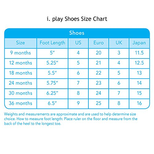 iplay Sand and Water Shoes for The Pool Beach - Non-Slip Sole- Pink - Size 4 by i play. (Image #2)