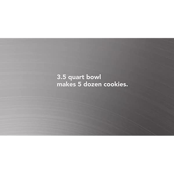 KitchenAid KSM3311XHW Artisan Mini Series Tilt-Head Stand Mixer, 3.5 quart, Honeydew 7