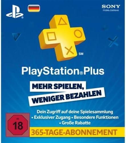 Sony PSN Live Card 365 Tage - accesorios de juegos de pc: Amazon ...