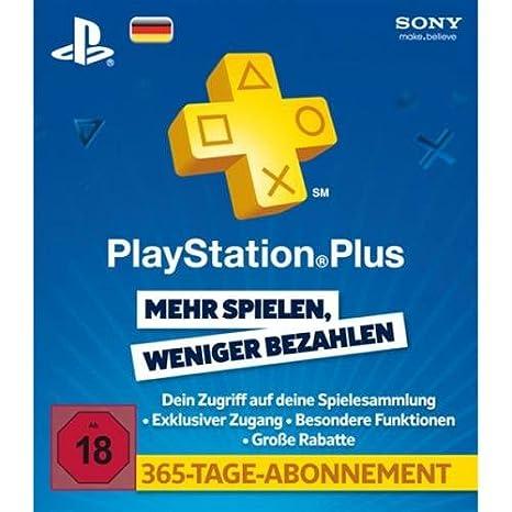 Amazon.com: PlayStationPlus Live Card: Electronics