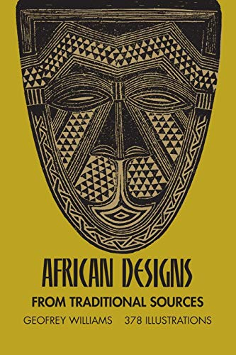 African Designs from Traditional Sources (Symbols Decorative)
