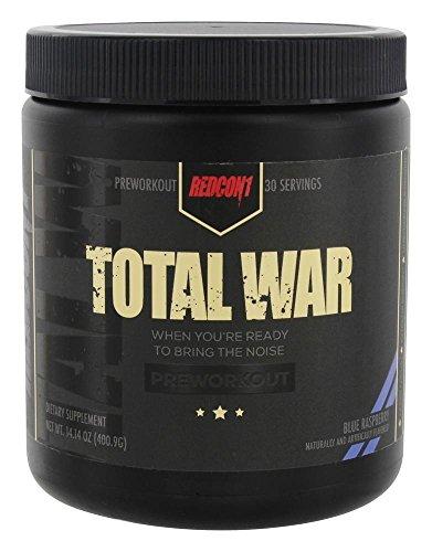 Redcon1 Total War Preworkout Powder Sour Gummy Bear