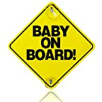 BABY ON BOARD CHILD SAFETY WITH SUCTI...