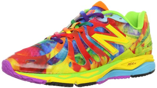 new balance colorful running shoes