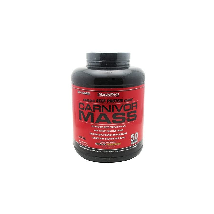 Muscle Meds Carnivor Mass Weight Loss Supplement