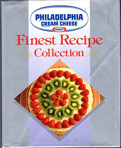 Philadelphia Brand Cream Cheese Finest Recipe Collection