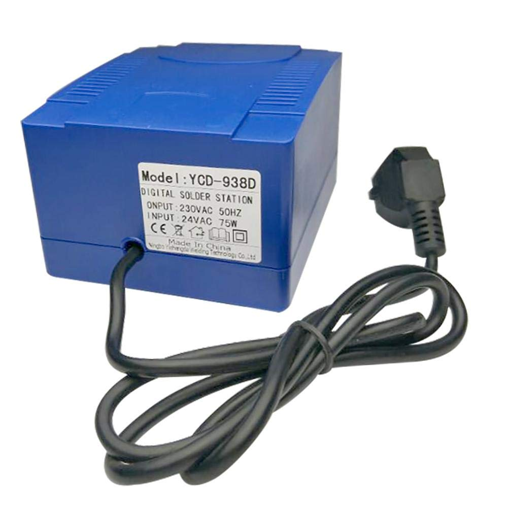 UNIhappy New 938D 75W Digital Display Soldering Iron Station Timer Dormancy Welding Tool by UNIhappy (Image #5)