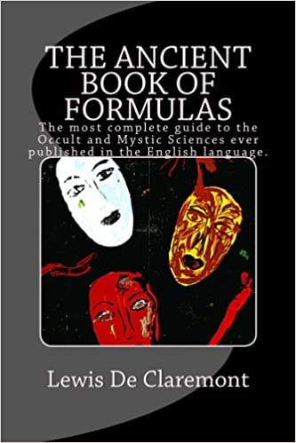 Amazon com: The Ancient Book of Formulas: The most complete guide to