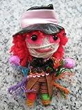 Mad Hatter Voodoo String Doll Keychain, Baby & Kids Zone