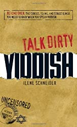 Talk Dirty Yiddish: Beyond Drek: The curses, slang, and street lingo you need to know when you speak Yiddish by Schneider, Ilene (2008) Paperback