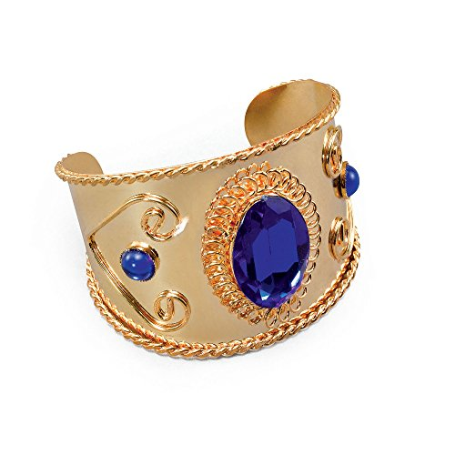 Bristol Novelty BA929 Cleopatra Bangle, One Size ()