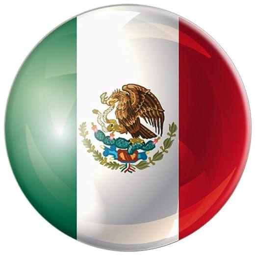 Amazon.com: Enchufe Pop de bandera mexicana – American ...