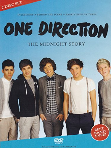 DVD : One Direction - Midnight Story (2 Disc)