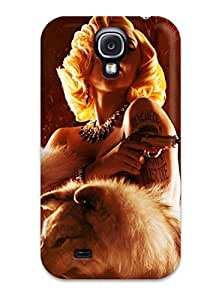 New Style 6735128K89732785 Galaxy S4 Case Cover - Slim Fit Tpu Protector Shock Absorbent Case (machete Kills Lady Gaga)
