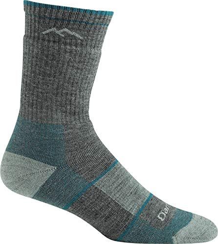 Darn Tough Vermont Hiker Boot Full Cushion Sock, Slate, Small