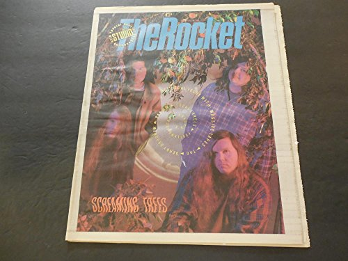 The Rocket June 1990 Seattle Music Scene Newspaper