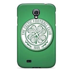 Samsung Galaxy S4 Pfy12981SEOI Unique Design HD Celtic Fc Glasgow Image Excellent Hard Phone Cover -AlissaDubois