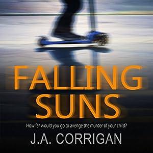 Falling Suns Audiobook