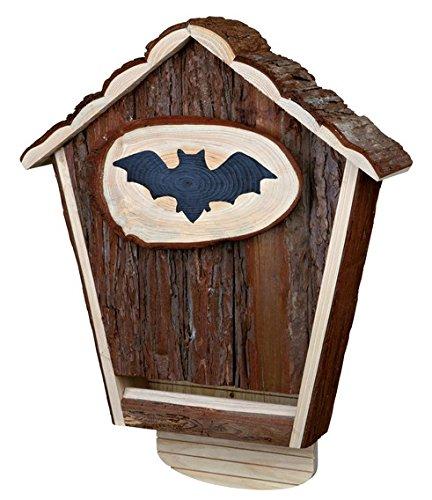 Trixies' New Bat Hotel :great quarters for native bats 59605