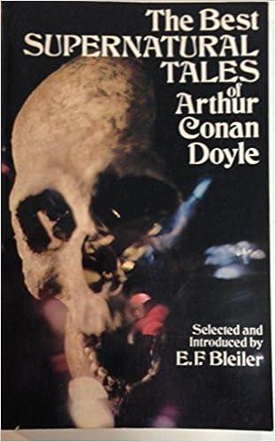 Book Best Supernatural Tales of Arthur Conan Doyle
