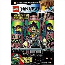 LEGO Ninjago #9: Night of the Nindroids: Greg Farshtey ...