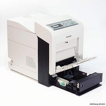 KYOCERA FS-C5300DN + 3 Jahre Kyolife - Impresora láser (9600 x 600 ...