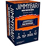JiMMYBAR! Clean Protein Chocolate Peanut Butter, 2 Pack (36 Count Total)
