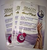 Satin Smooth Hand Pack Moisturizing Treatment Single Use Gloves 3 Pack
