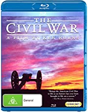 The Civil War: A Film by Ken Burns (Blu-ray)
